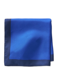 Royal 100% Silk Pocket Square