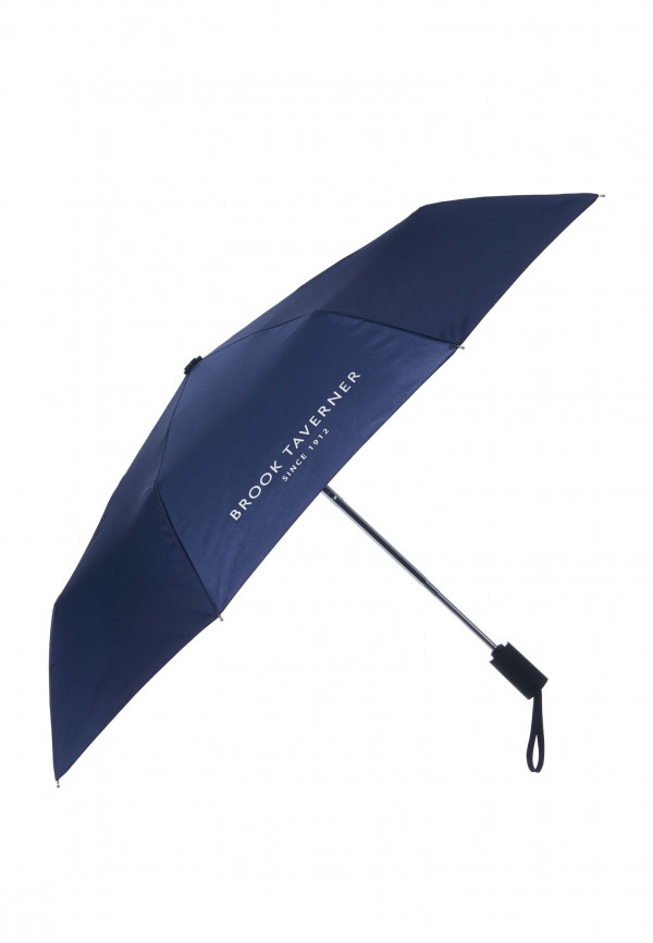 Navy Telescopic Umbrella